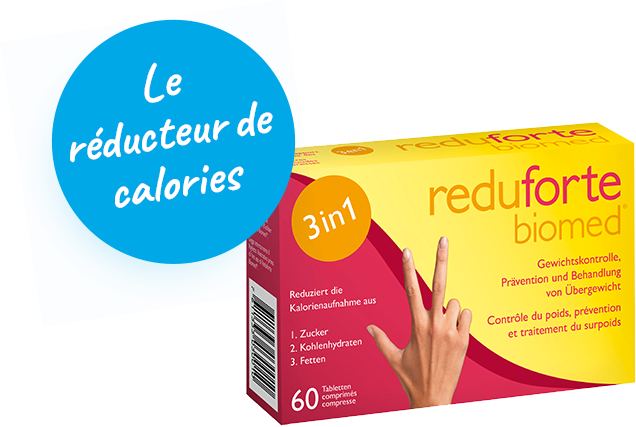 Reduforte Biomed - le réducteur de calories